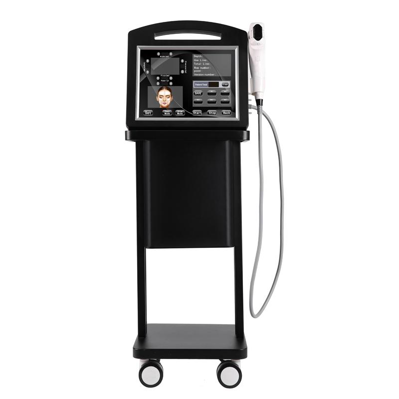 Professional wrinkle removal 4D HIFU machine