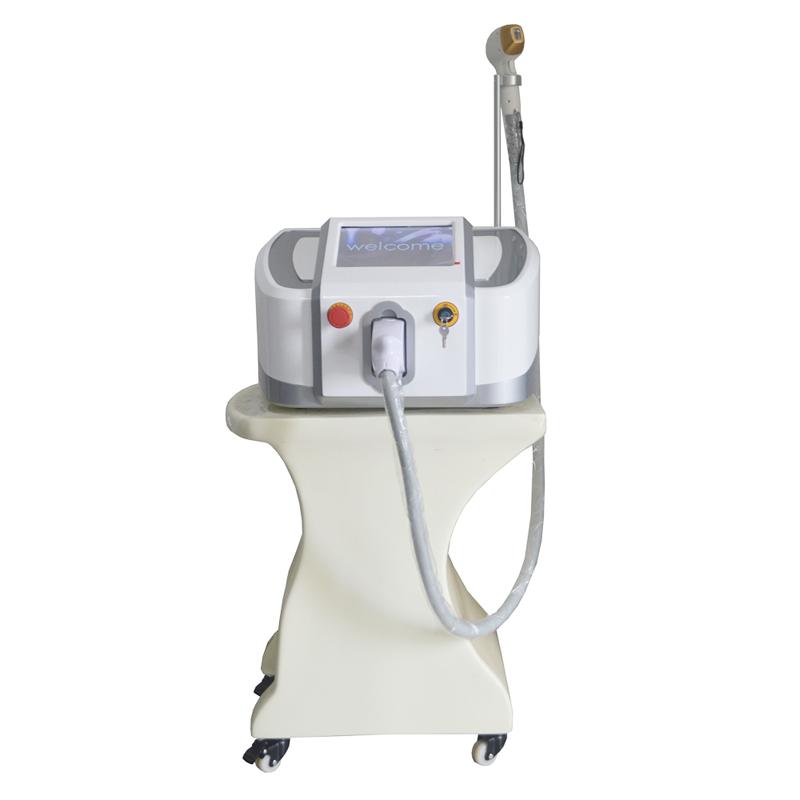 Portable 808nm diode laser machine