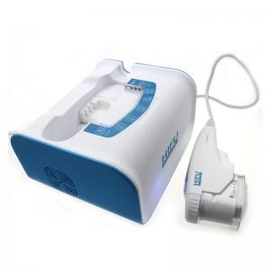 Professional China Hifu Anti-Wrinkle Machine - Home use mini LED HIFU ultrasound machine – Risen Beauty