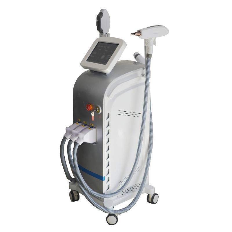 3 in 1 SHR IPL RF multi function hair removal machine