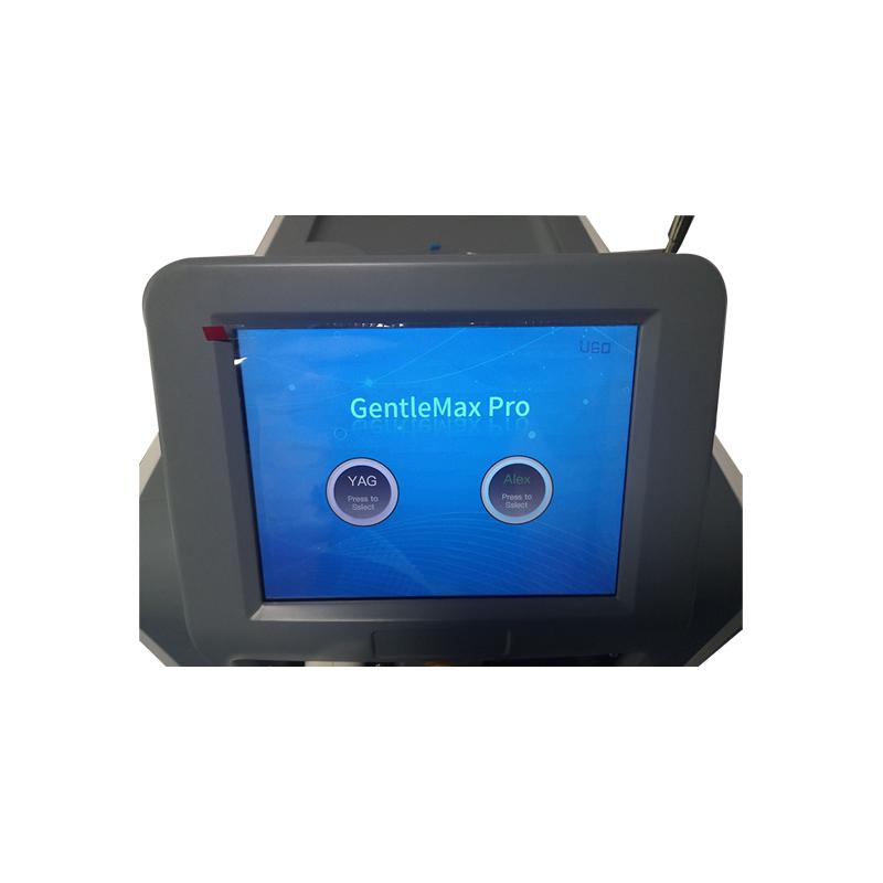 Advanced alexandrite laser hair removal machine