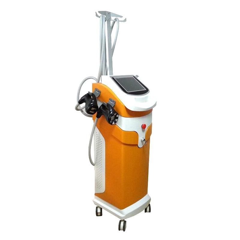 Cavitation vacuum body rf slimming machine