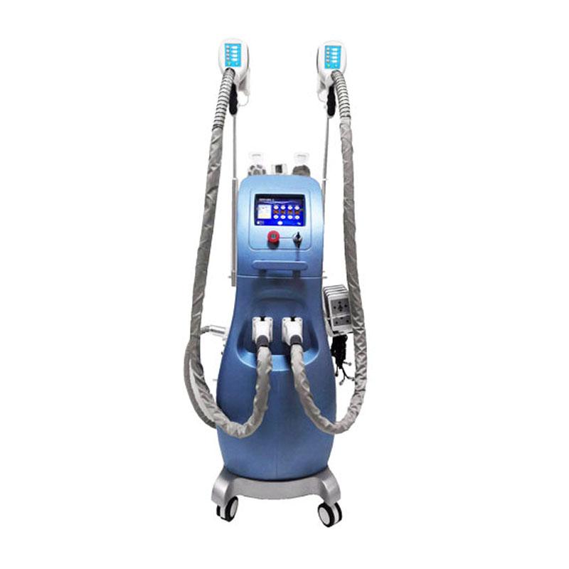 Multifunction cryolipolysis cavitation weight loss machine