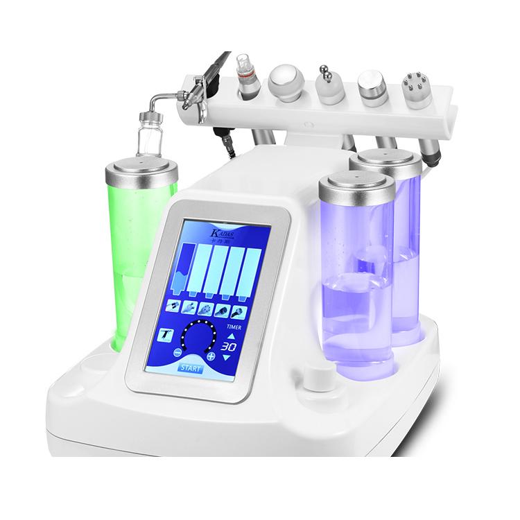aqua bubble facial cleaning machine