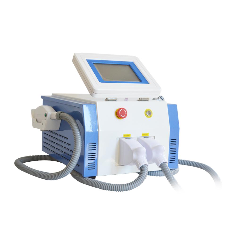 ipl rf desktop hair removal machine