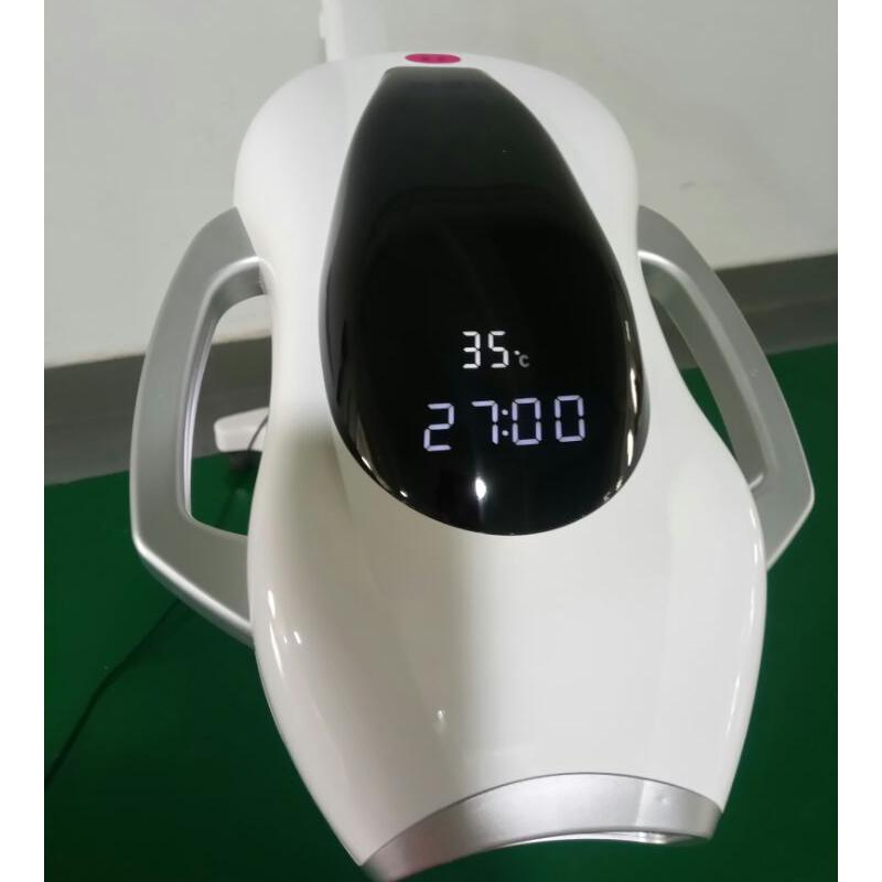 sensor control 60w 12pcs lights teeth whitening machine